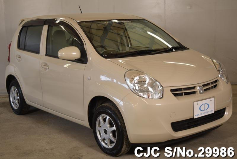 Toyota / Passo 2012 1.0 Petrol