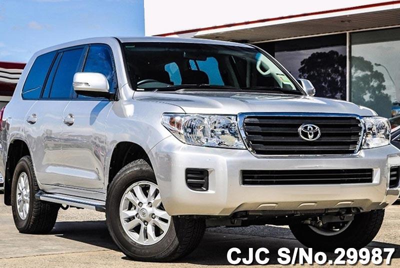 Toyota / Land Cruiser 2015 4.5 Diesel