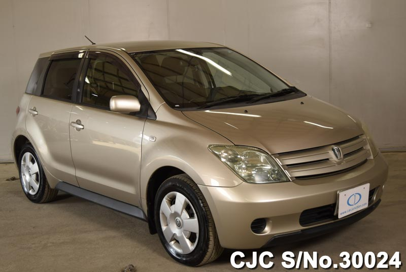 2003 Toyota Ist Beige For Sale | Stock No. 30024 | Japanese Used