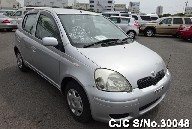 Toyota / Vitz - Yaris 2002 1.0 Petrol