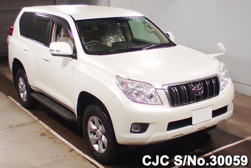 Toyota / Land Cruiser Prado 2013 2.7 Petrol