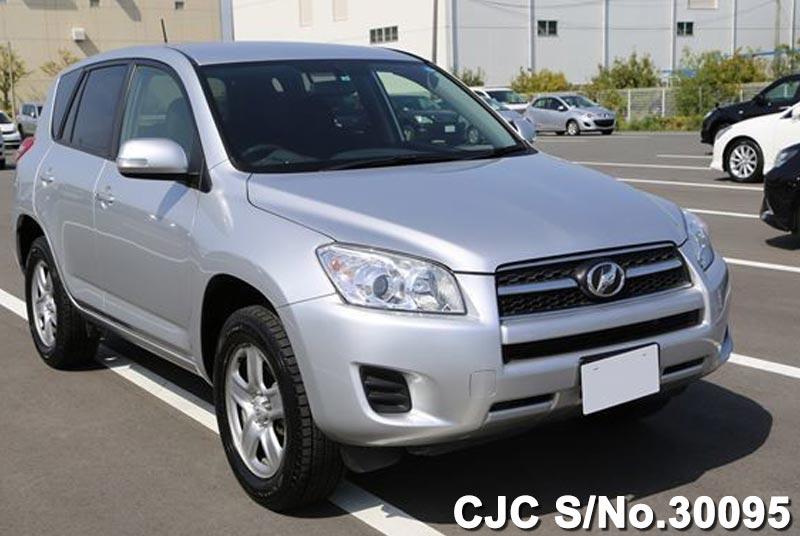Toyota / Rav4 2013 2.4 Petrol