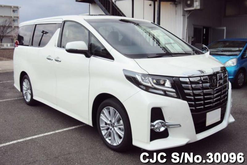 Toyota / Alphard 2015 2.5 Petrol