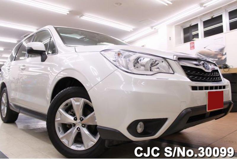 Subaru / Forester 2014 2.0 Petrol