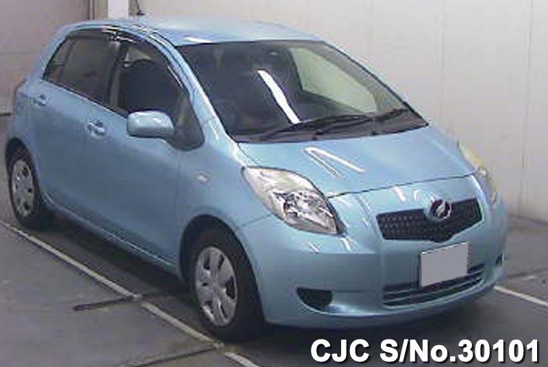 Toyota / Vitz - Yaris 2005 1.3 Petrol