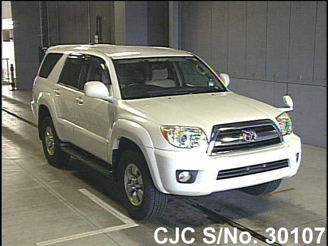Toyota / Hilux Surf/ 4Runner 2007 2.7 Petrol