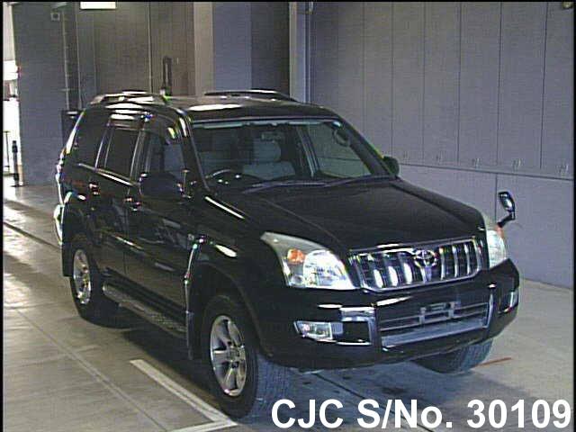 Toyota / Land Cruiser Prado 2005 3.4 Petrol