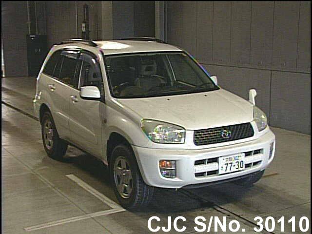 Toyota / Rav4 2000 2.0 Petrol