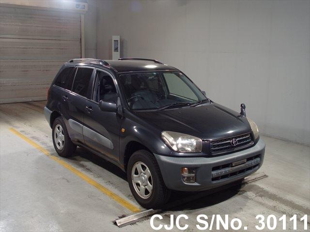 Toyota / Rav4 2002 2.0 Petrol