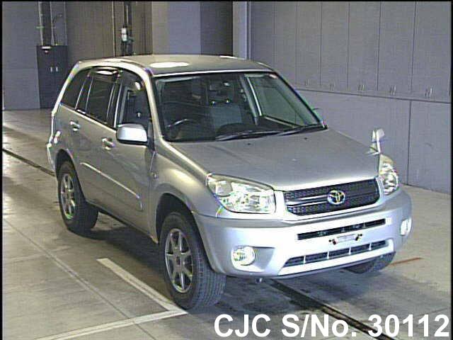 Toyota / Rav4 2004 2.0 Petrol