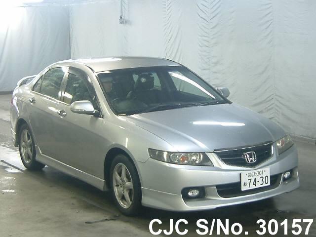 Honda / Accord 2002 2.4 Petrol