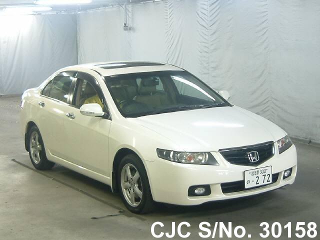 Honda / Accord 2003 2.4 Petrol