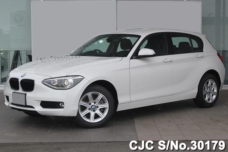 BMW / 1 Series 2014 1.6 Petrol