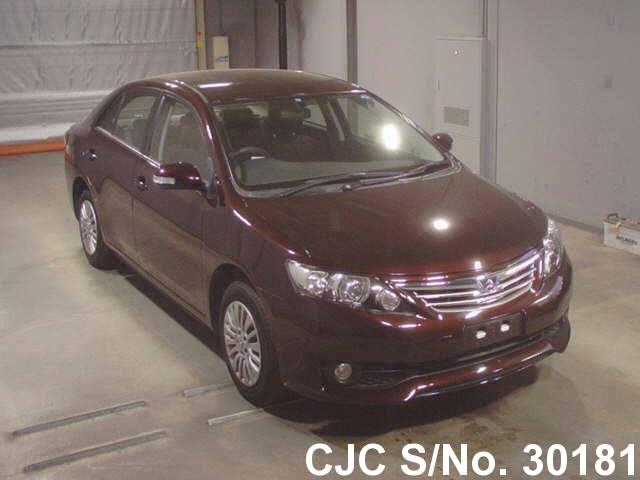 Toyota / Allion 2010 1.5 Petrol