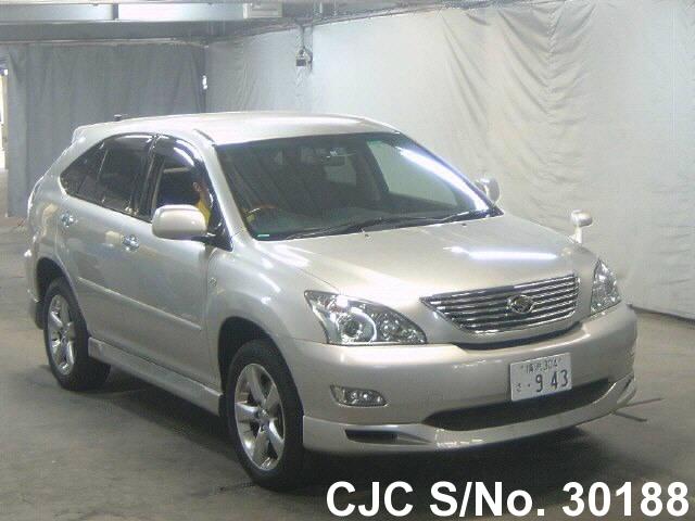 Toyota / Harrier 2007 3.5 Petrol