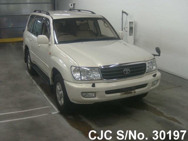 Toyota / Land Cruiser 2000 4.7 Petrol