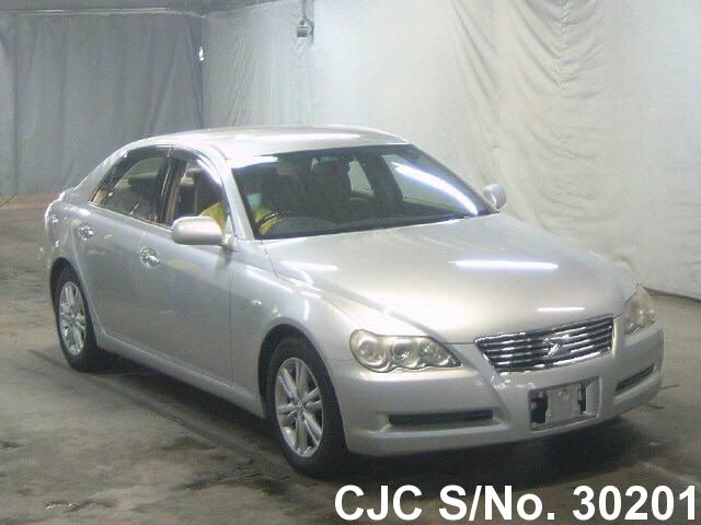 Toyota / Mark X 2005 2.5 Petrol
