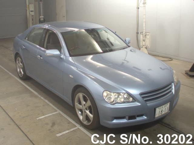 Toyota / Mark X 2005 3.0 Petrol