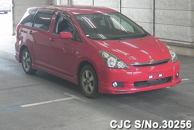 Toyota / Wish 2005 1.8 Petrol