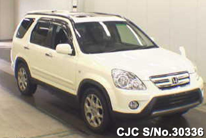 2006 honda crv pearl for sale stock no 30336 japanese used cars exporter. Black Bedroom Furniture Sets. Home Design Ideas