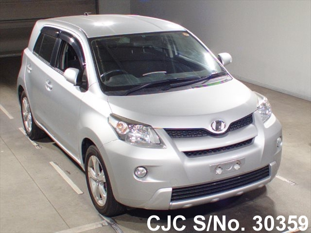 2010 Toyota IST Silver for sale | Stock No  30359 | Japanese