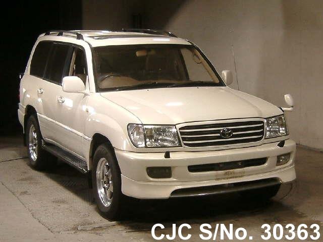 Toyota / Land Cruiser 1999 4.2 Diesel