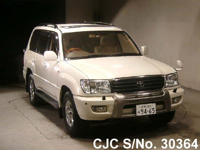 Toyota / Land Cruiser 2001 4.7 Petrol