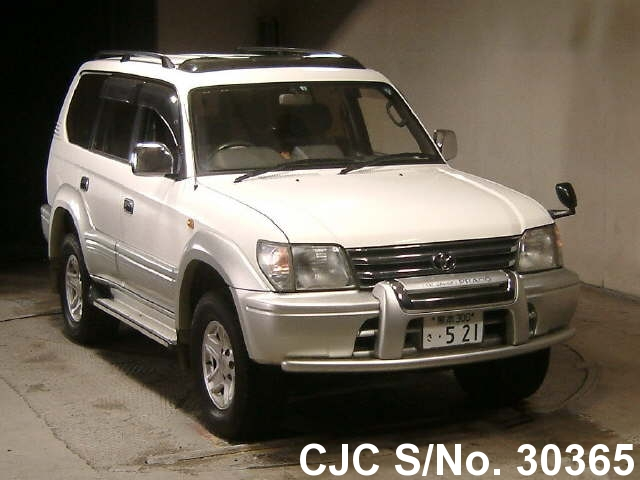 Toyota / Land Cruiser Prado 1999 3.0 Diesel