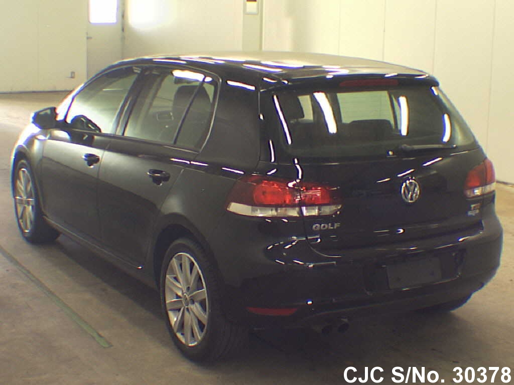 2010 volkswagen golf black for sale stock no 30378. Black Bedroom Furniture Sets. Home Design Ideas