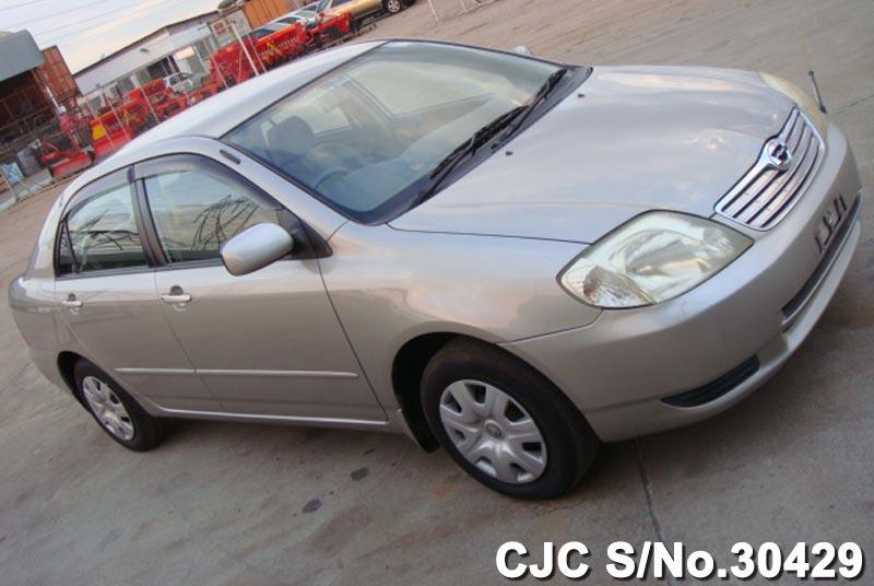 Toyota / Corolla 2003 1.5 Petrol