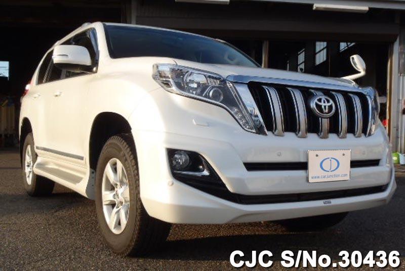 Toyota / Land Cruiser Prado 2015 2.7 Petrol