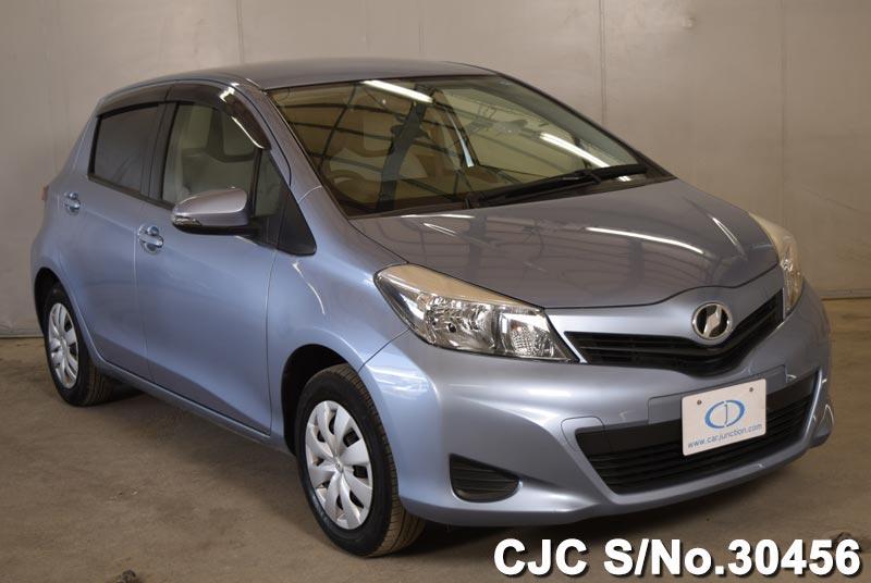 Toyota / Vitz - Yaris 2012 1.0 Petrol