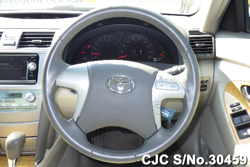 2006 toyota camry pearl for sale stock no 30459 japanese used cars exporter. Black Bedroom Furniture Sets. Home Design Ideas