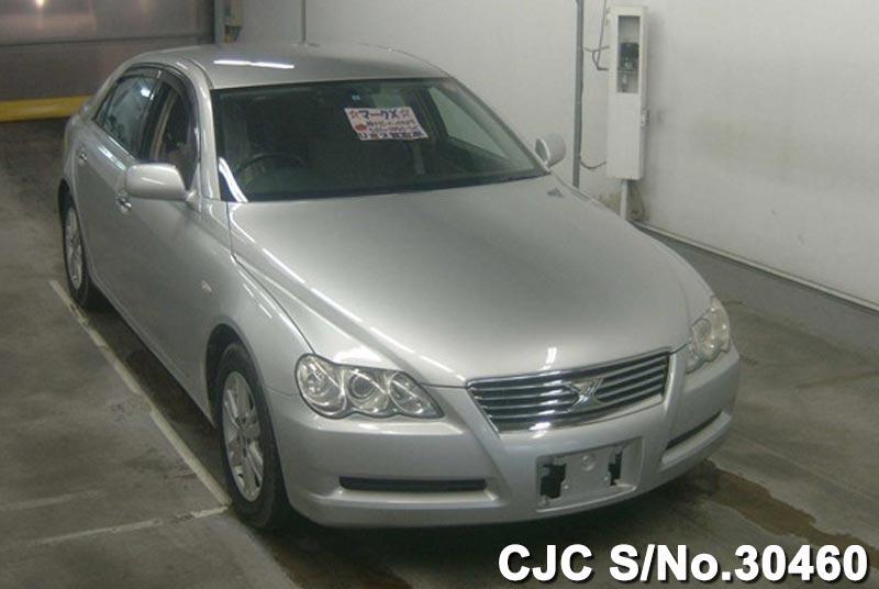 Toyota / Mark X 2006 2.5 Petrol