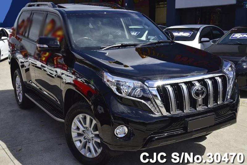 Toyota / Land Cruiser Prado 2015 3.0 Diesel