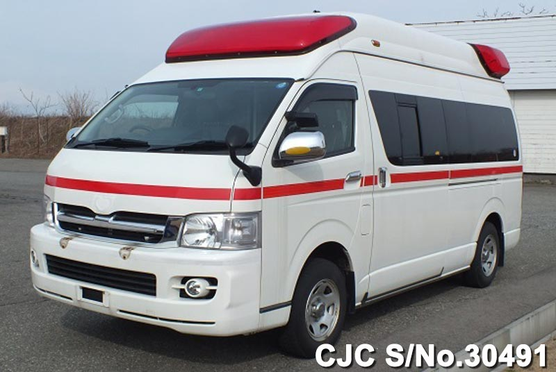 Toyota / Hiace 2007 2.7 Petrol