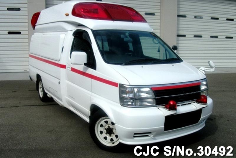 Nissan / Elgrand 2001 3.5 Petrol