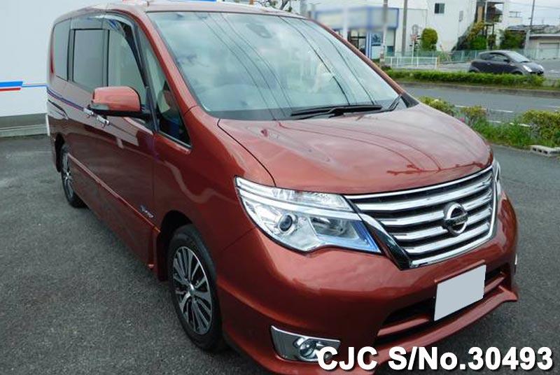 Nissan / Serena 2014 2.0 Petrol