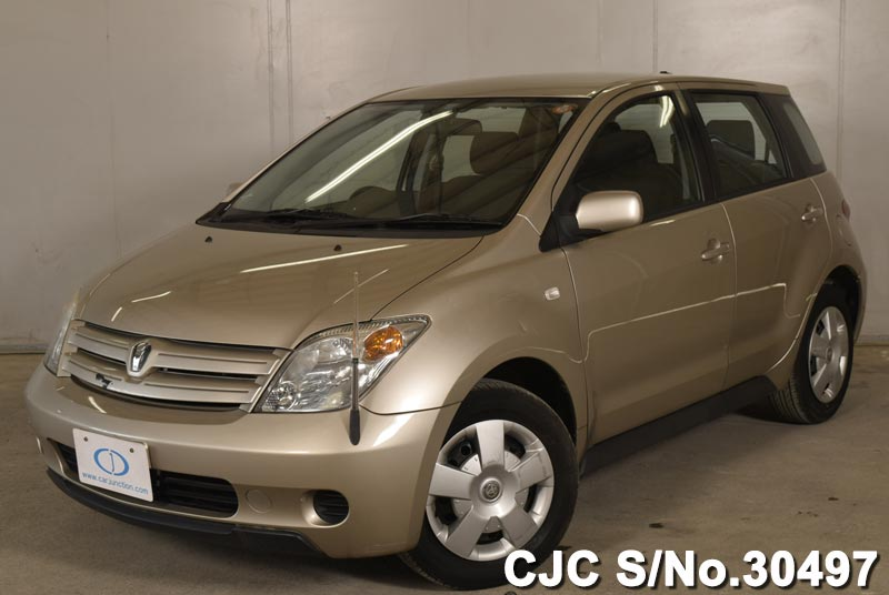 2002 Toyota Ist Beige For Sale | Stock No. 30497 | Japanese Used