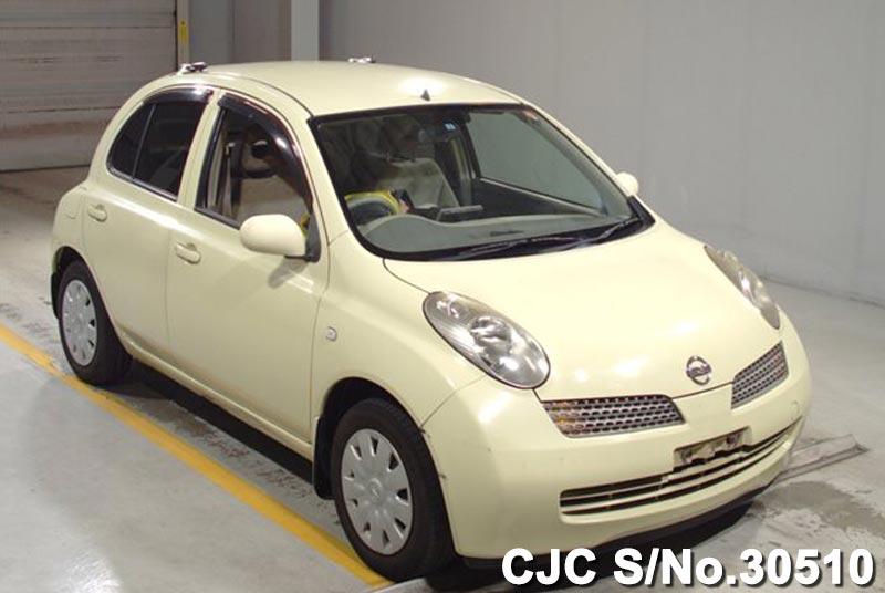 Nissan / March 2002 1.2 Petrol