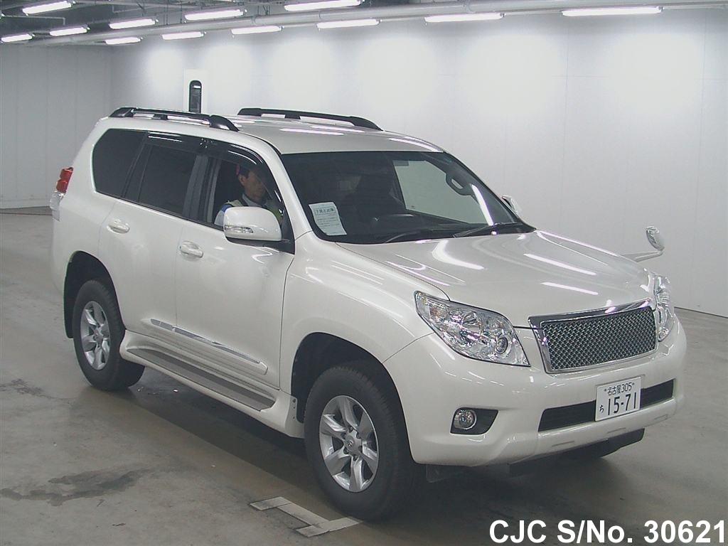 Toyota / Land Cruiser Prado 2012 2.7 Petrol