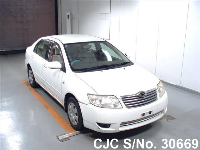 Toyota / Corolla 2004 1.5 Petrol