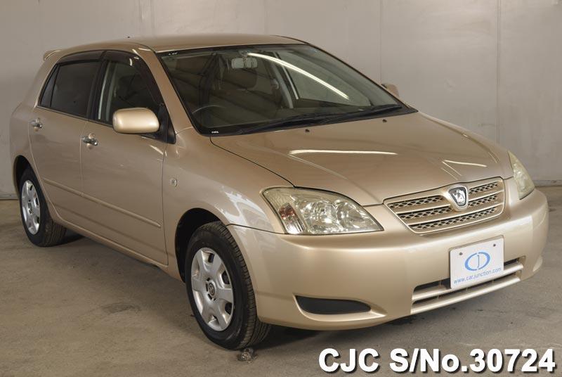 Toyota / Allex 2003 1.5 Petrol