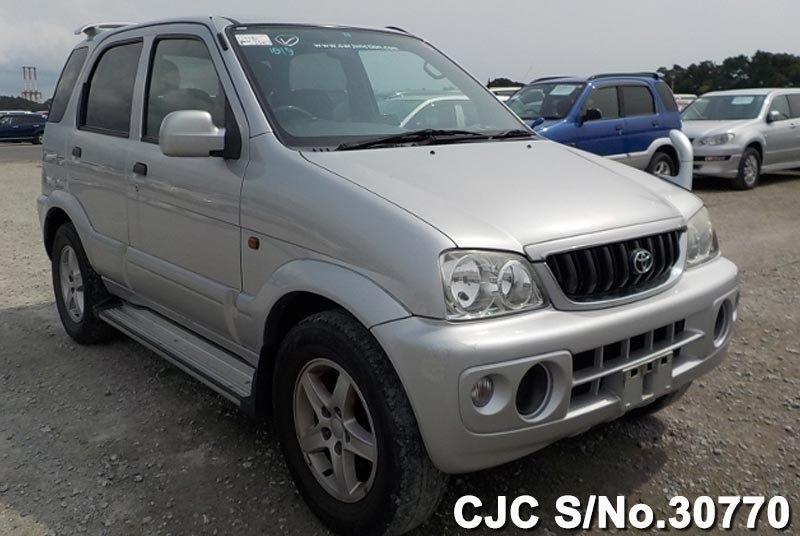 Toyota / Cami 2002 1.3 Petrol