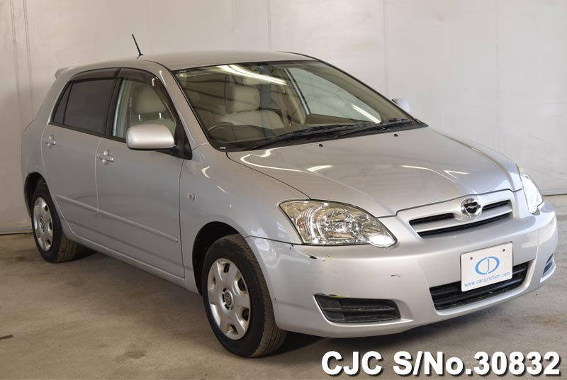 Toyota / Corolla Runx 2005 1.5 Petrol