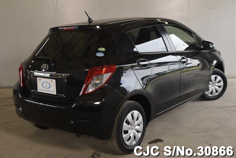 2013 Toyota / Vitz - Yaris Stock No. 30866