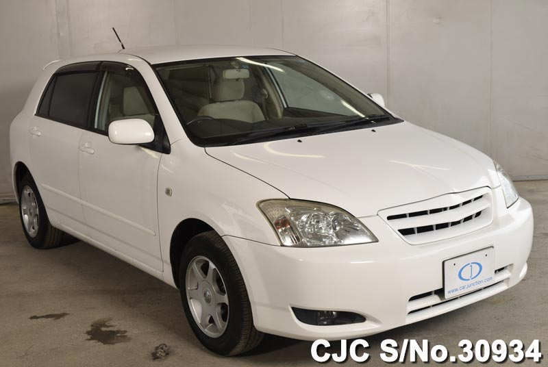 Toyota / Corolla Runx 2003 1.5 Petrol