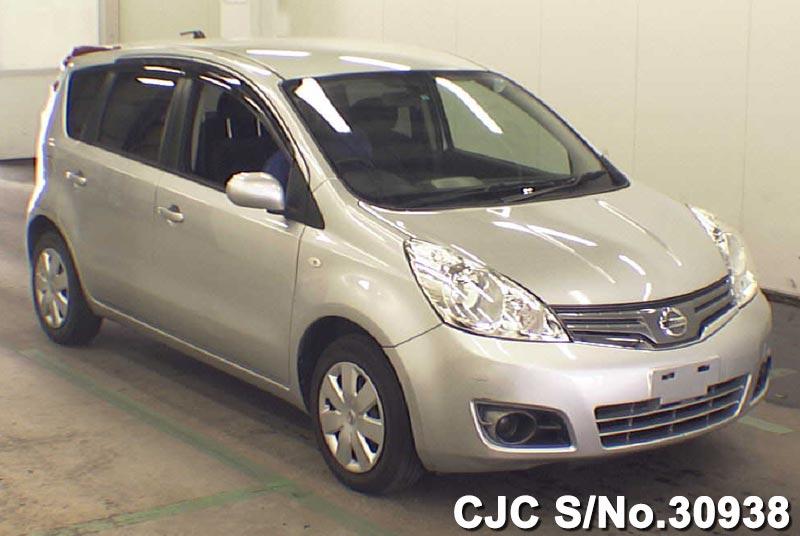 Nissan / Note 2012 1.5 Petrol