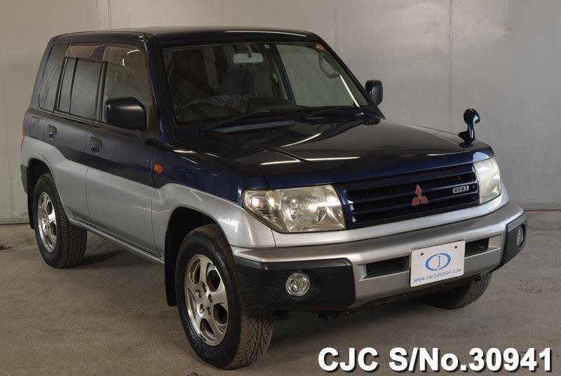 Mitsubishi / Pajero io 1998 1.8 Petrol