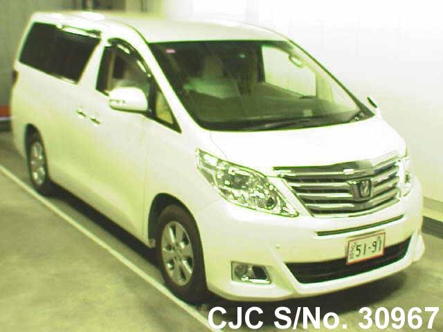 Toyota / Alphard 2012 2.4 Petrol